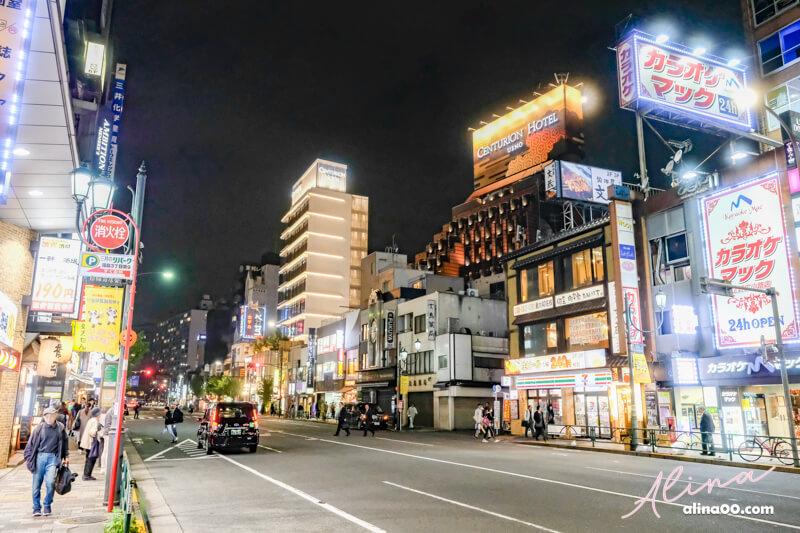 東京上野御徒町