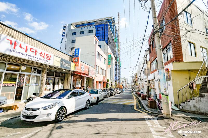 濟州島 西歸浦每日偶來市場