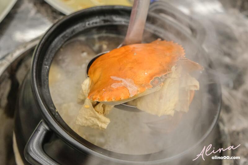 台北紅蟳薑母鴨