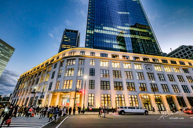 東京聖誕節 KITTE大樓