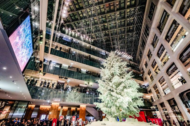 KITTE大樓 聖誕樹