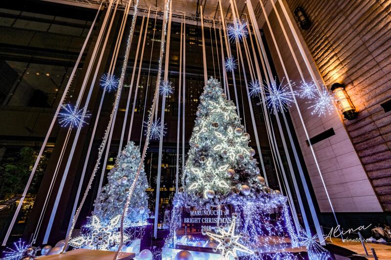 東京聖誕節 丸之內大樓