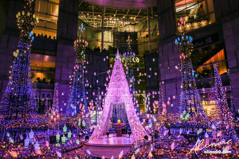 東京聖誕節 汐留 Caretta