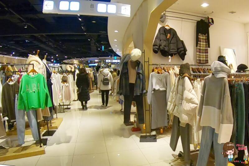 首爾東大門購物