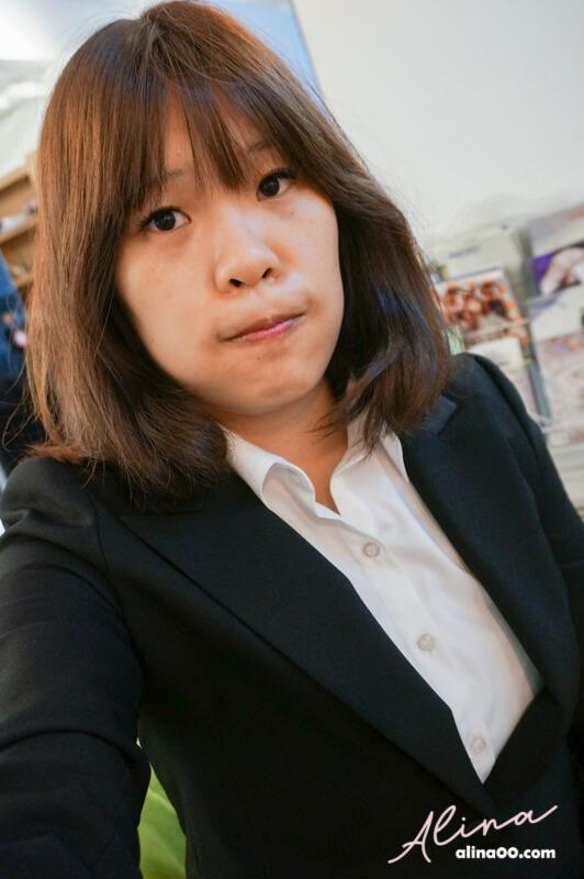 韓國證件照 素顏拍攝