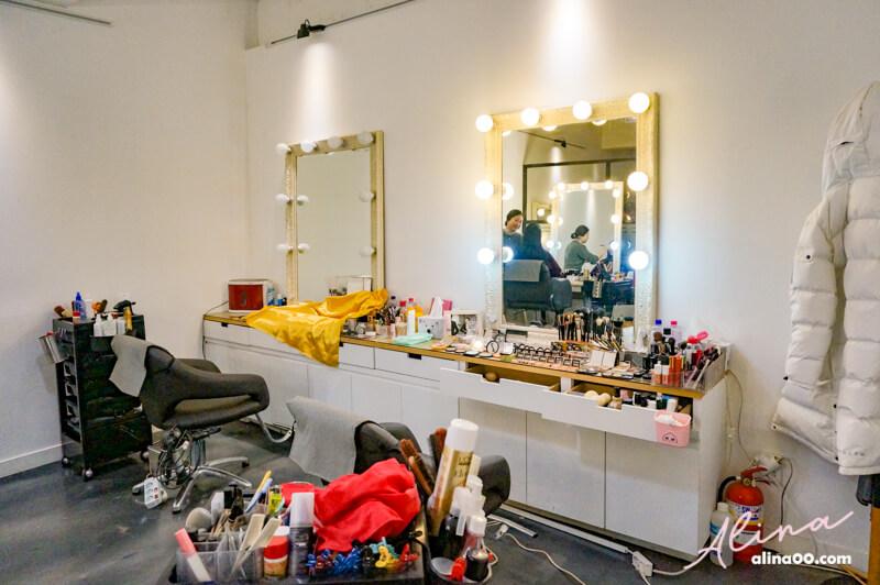 韓國證件照妝髮造型
