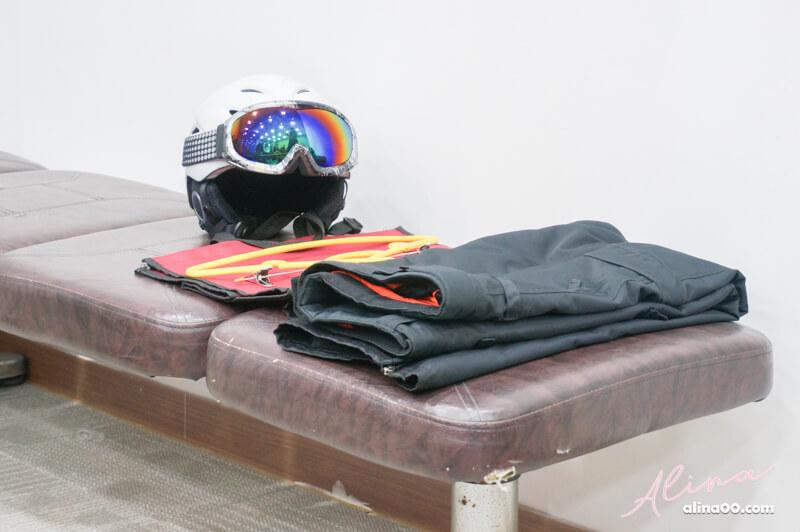 韓國滑雪裝