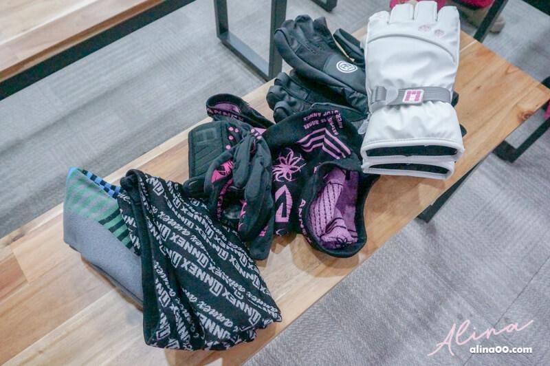 日本滑雪裝備
