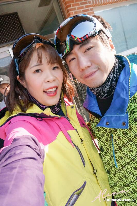 韓國滑雪裝備