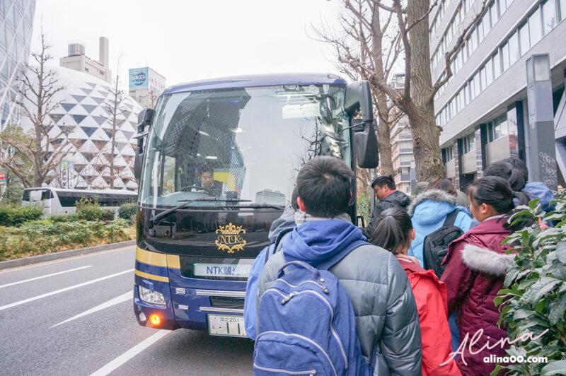 日本滑雪團