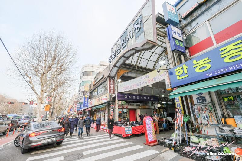 首爾東大門 鐘路新進市場