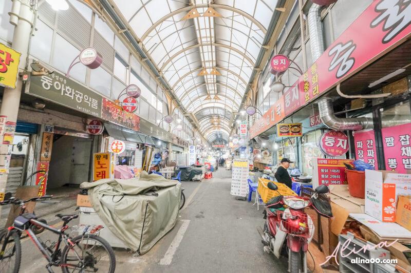 首爾東大門市場