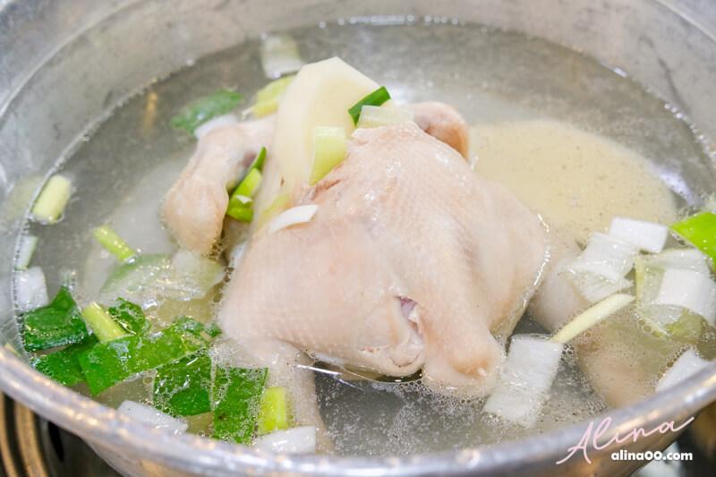 首爾東大門 陳玉華一隻雞