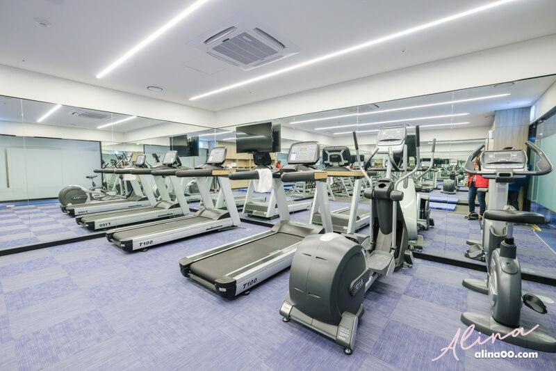 弘大假日智選酒店 健身房