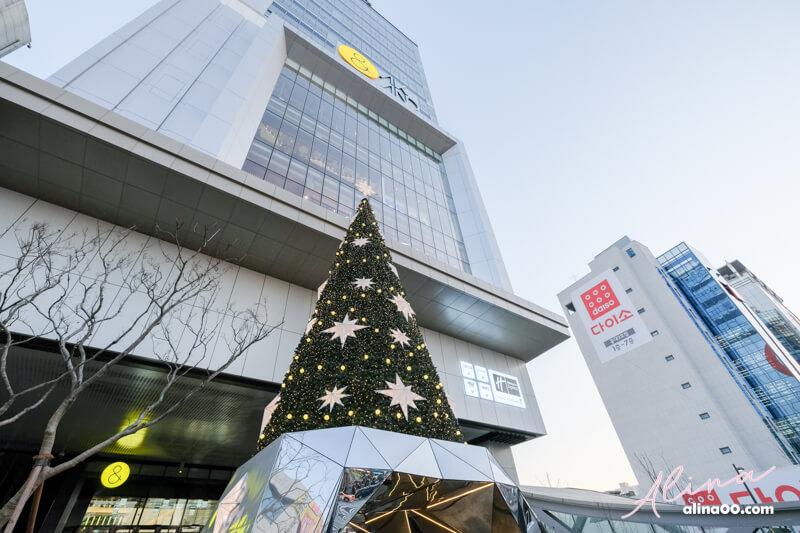 韓國首爾 弘大假日智選酒店