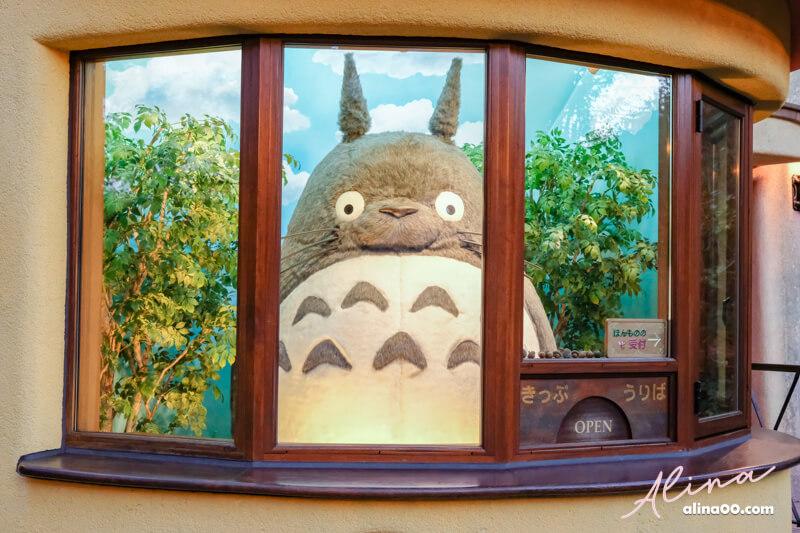 三鷹之森吉卜力美術館 龍貓售票亭