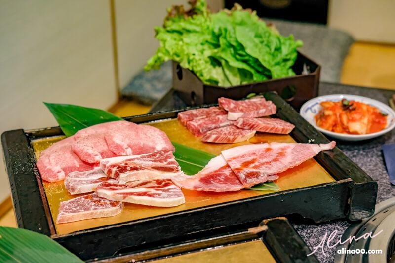 六歌仙 東京新宿烤肉吃到飽
