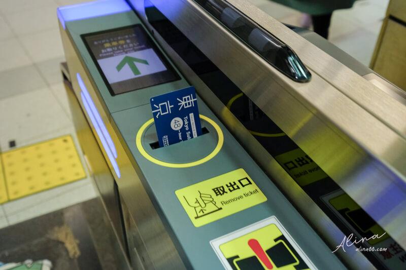 東京地鐵券