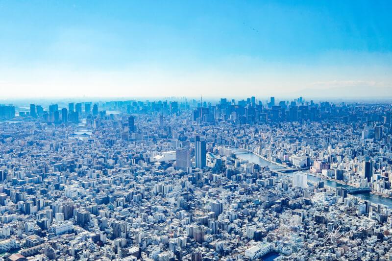 東京景點推薦 晴空塔