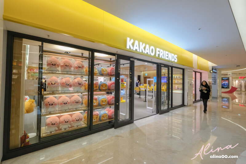 Kakao Friends Store Coex店