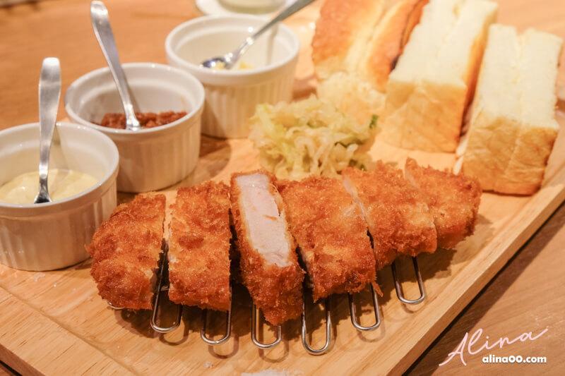 【東京美食】銀座 俺のBakery Cafe 吐司麵包厲害,豬排也好吃 @Alina 愛琳娜 嗑美食瘋旅遊