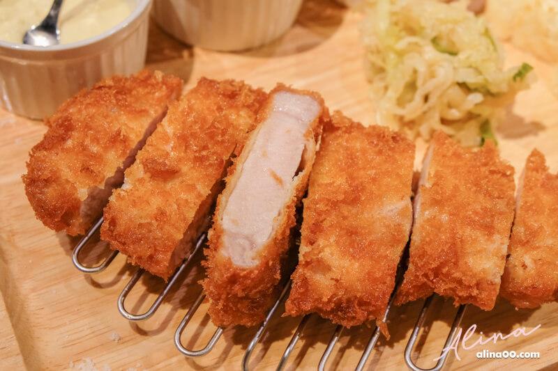 俺のBakery Cafe 豬排三明治