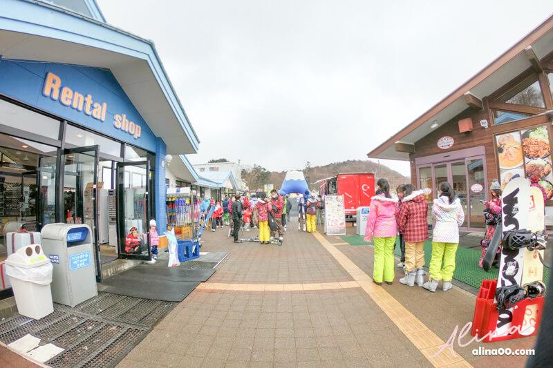 日本滑雪 裝備道具租借