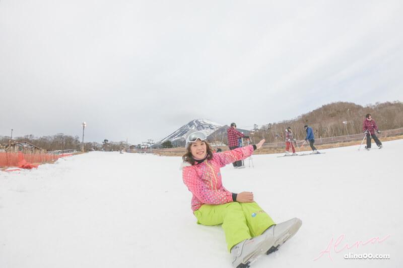 日本滑雪 推薦富士山二合目滑雪場