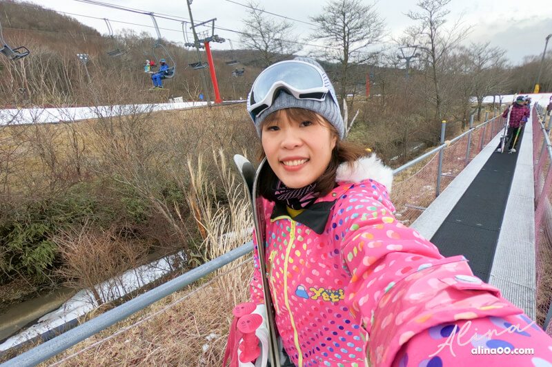 日本滑雪一日遊