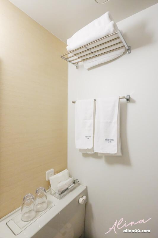 名鐵inn濱松町浴室