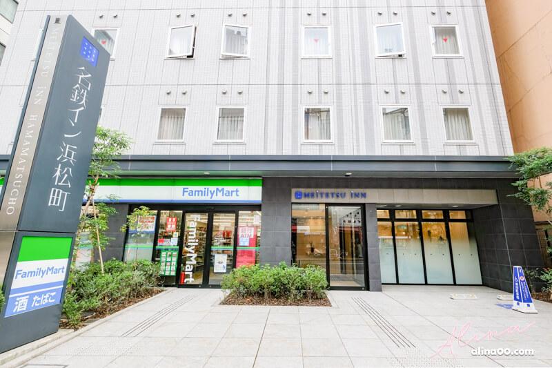 名鐵inn濱松町 Meitetsu Inn Hamamatsucho