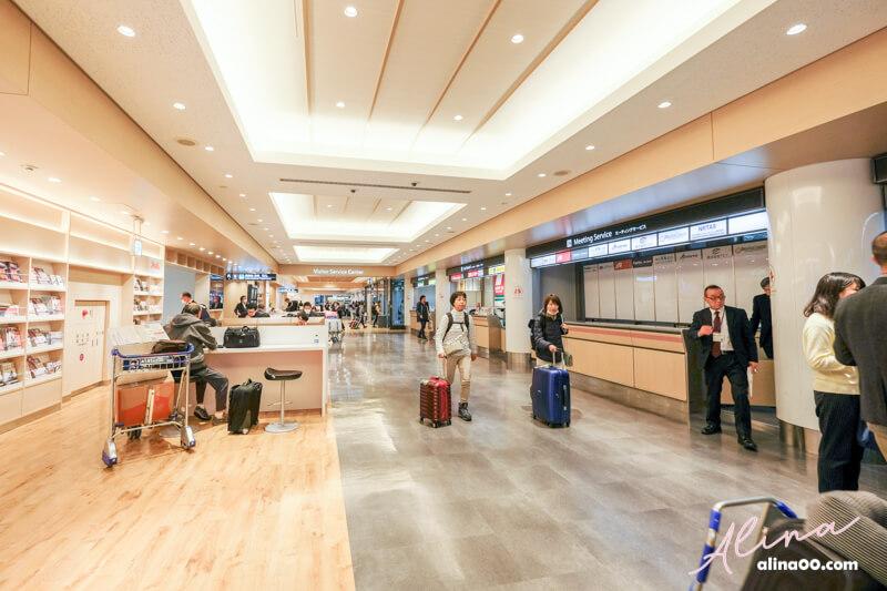 東京成田機場旅遊客戶服務中心