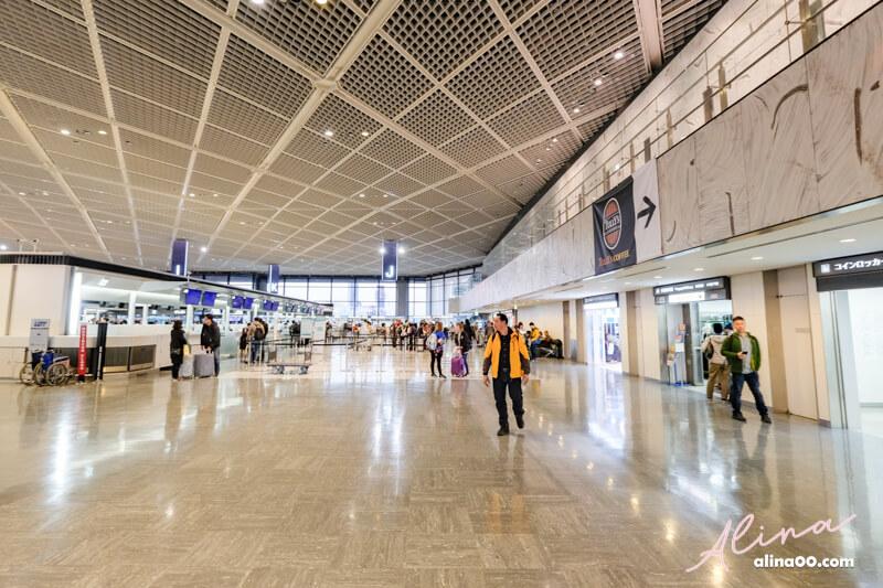 東京成田機場一航廈