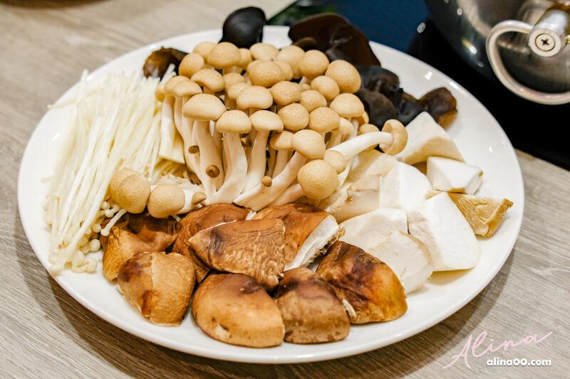 火鍋106 蔬菜盤