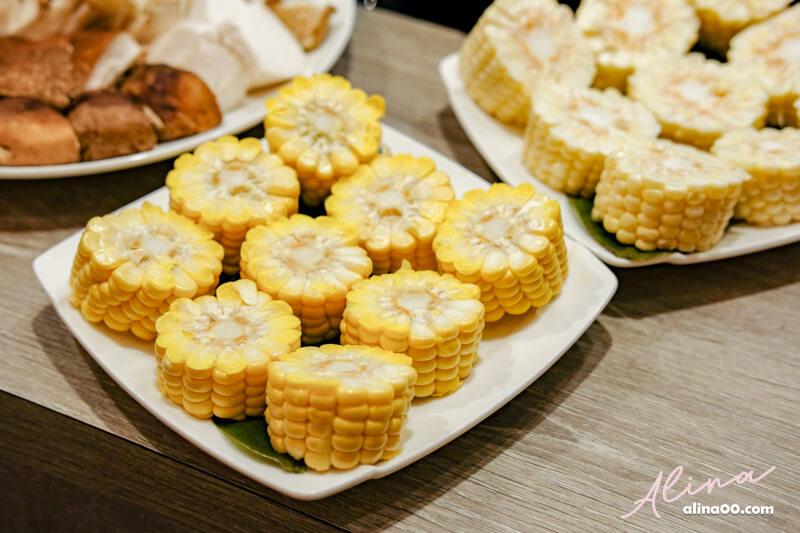 甜玉米水果玉米