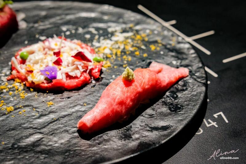 【食記】台北信義 和牛47 微風南山-燒肉懷石料理,浪漫101夜景餐廳