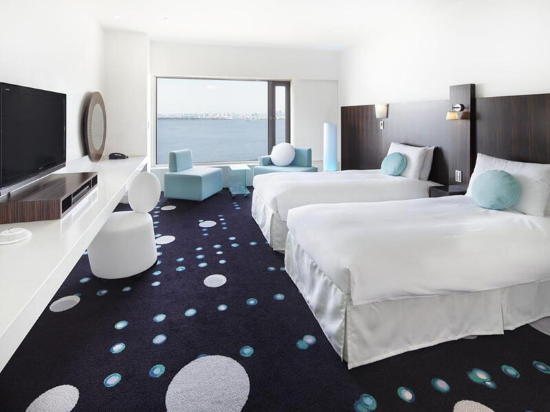 東京迪士尼住宿 Hilton Tokyo Bay 東京灣希爾頓飯店