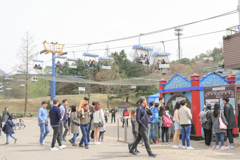 首爾大公園門票兌換地點