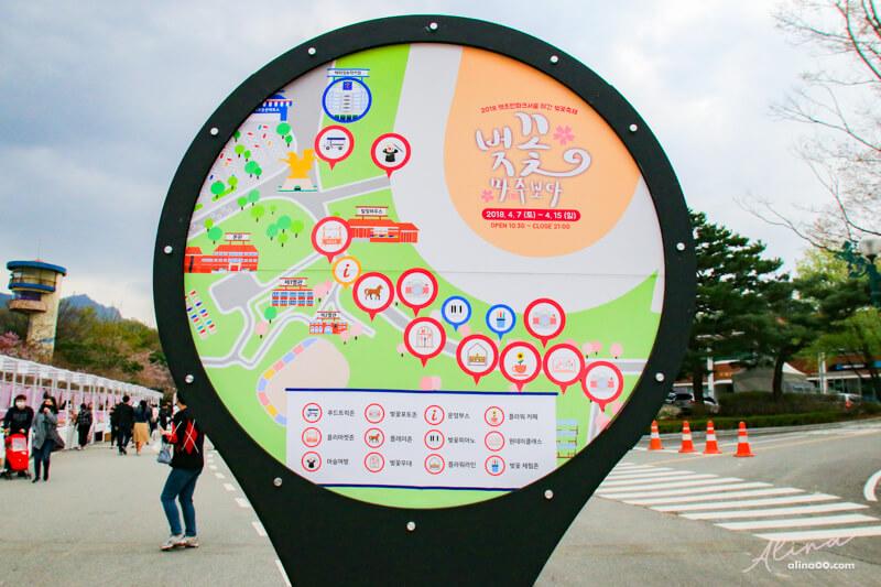 賽馬公園櫻花節慶典