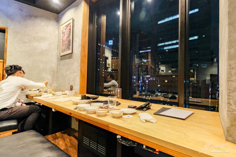 東京美食銀座燒肉店