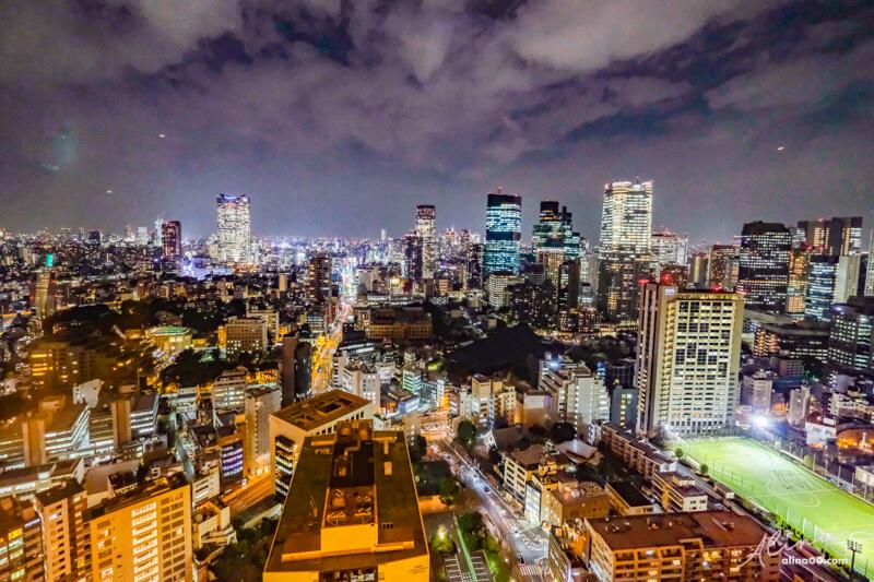 東京景觀餐廳推薦