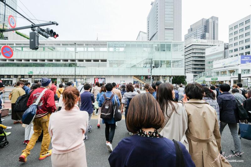 JR新宿站 Busta 新宿