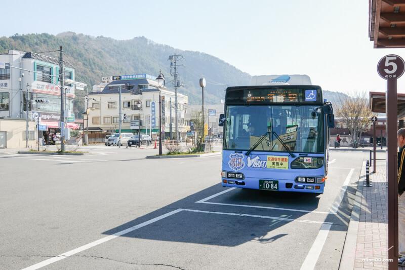 富士山河口湖交通公車