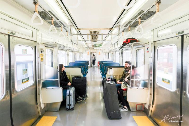 富士急行線列車