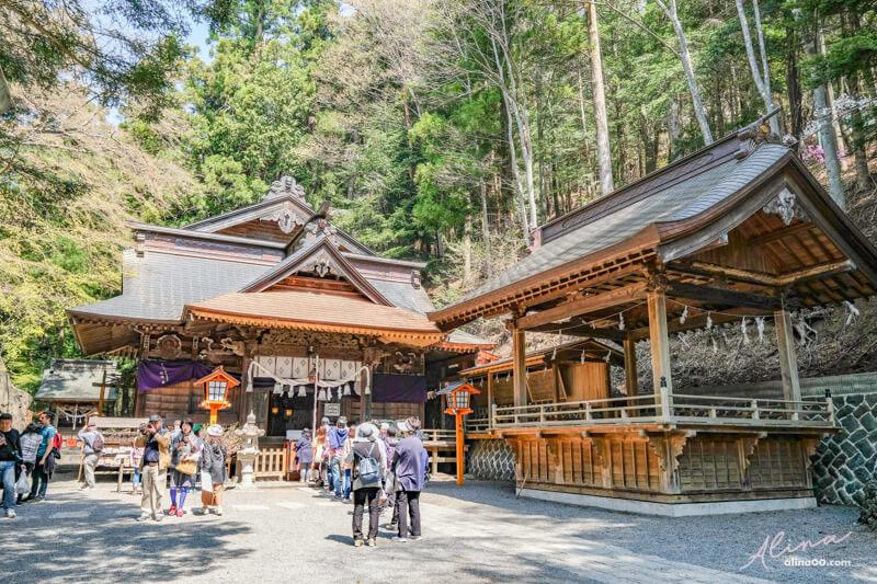 新倉富士淺間神社