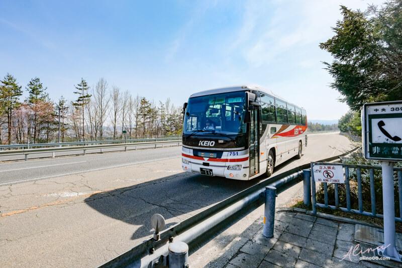 新倉富士淺間神社交通 新宿高速巴士