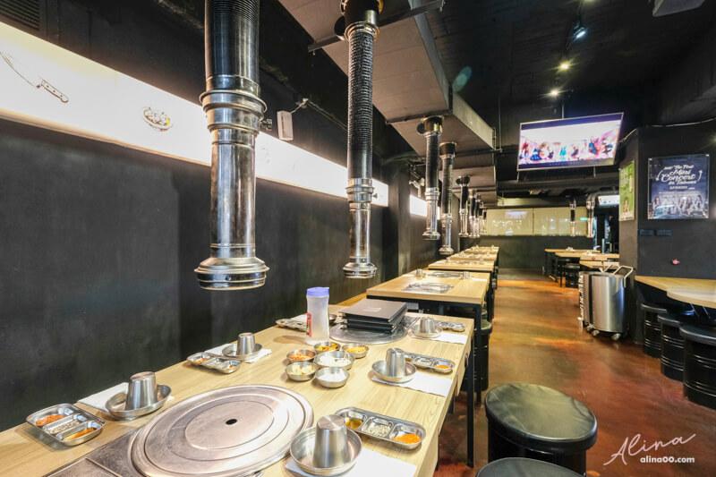 台韓民國韓式烤肉店