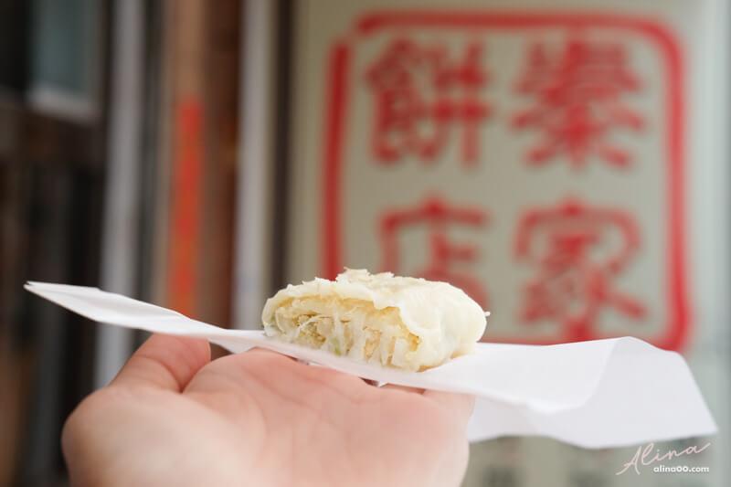 秦家餅店豆腐捲