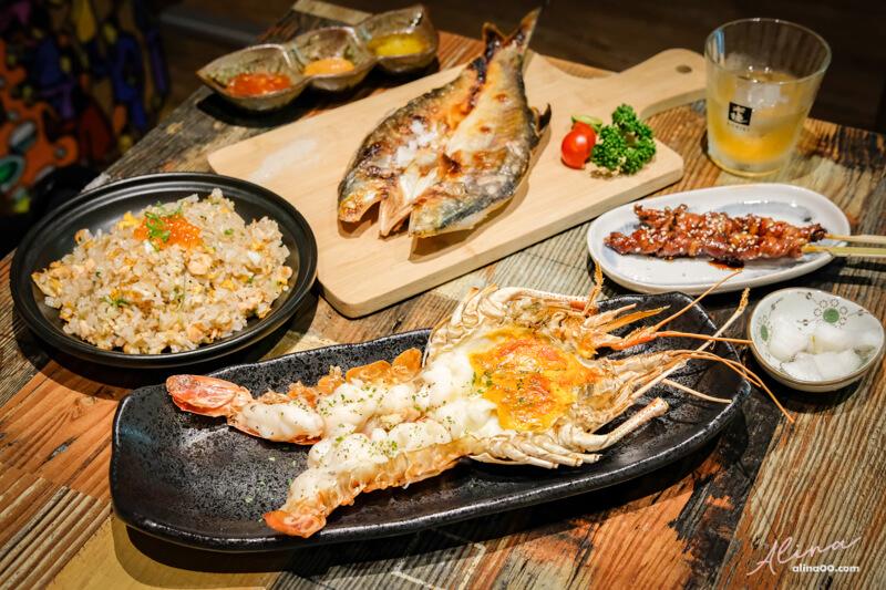 【食記】台北東區 螢火蟲居酒屋 激推美食!隱藏菜單必吃推薦 @Alina 愛琳娜 嗑美食瘋旅遊