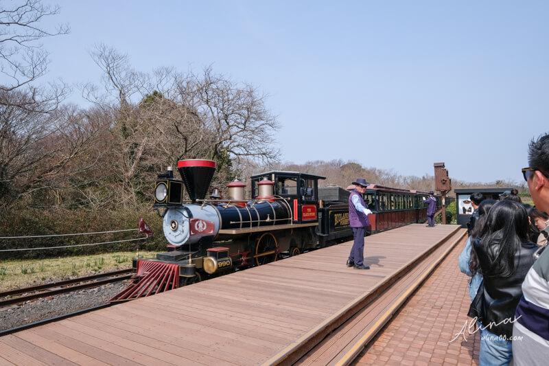 濟州島森林小火車